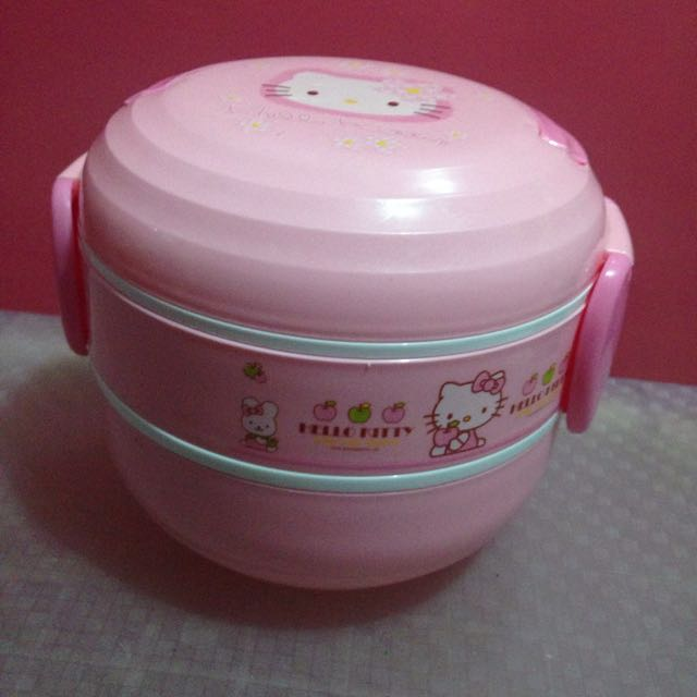 HELLO KITTY FOOD KEEPER #BAGSAKPRESYO