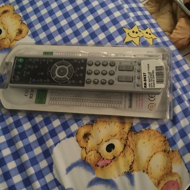 HUAYU for SONY LCD TV remote control.
