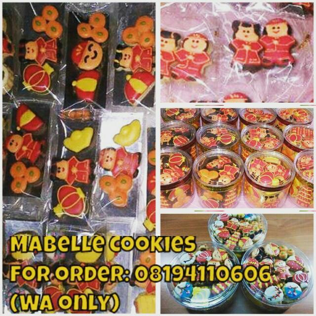 Imlek Cookies