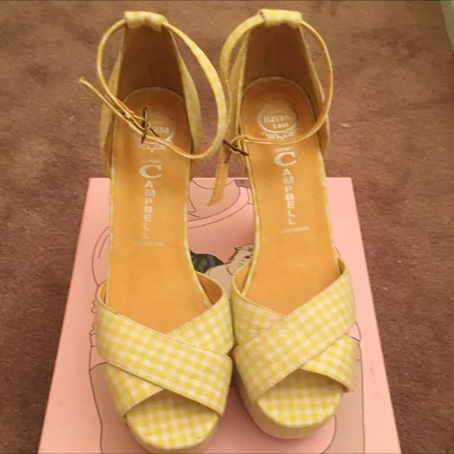 Jeffrey Campbell El carmen Shoes
