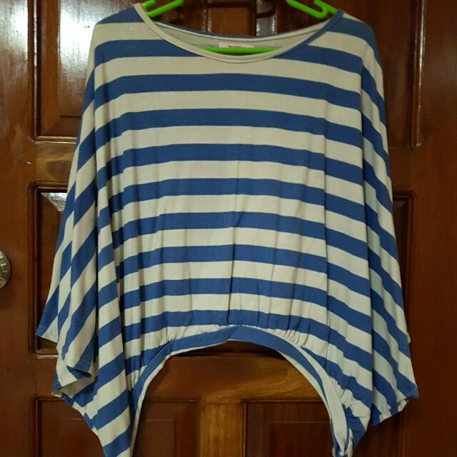 Jellybean Nautical Top