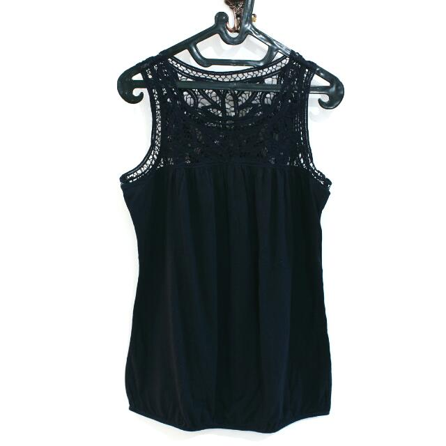 Cute Sleeveless Top
