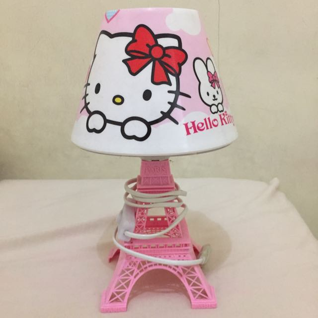 Lampu Hias Hello Kitty