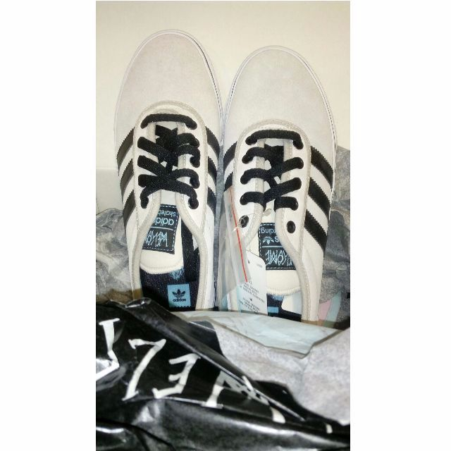 new product b5e61 4ed83 Limited Edition Adidas Adi Ease ADV X Welcome Skateboards, Men s Fashion,  Footwear on Carousell