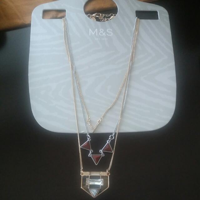 Marks And Spencer Necklace