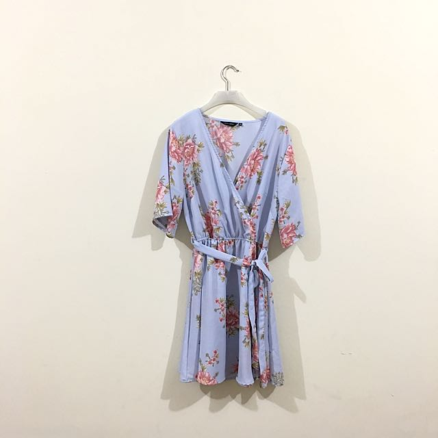 NEW LOOK Floral Dress