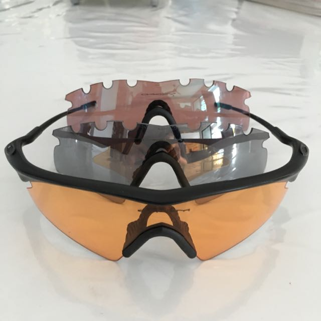 bc983511fc5 Oakley PRO M-frame For Sale
