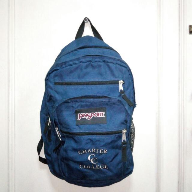 ORIGINAL Jansport Backpack (Large Size)