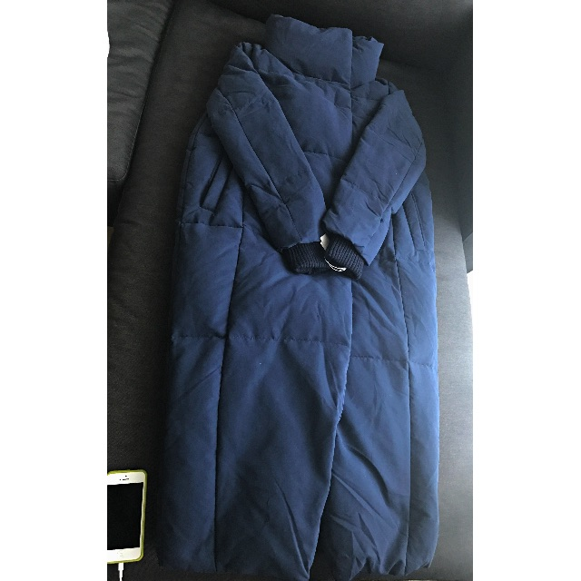 SLY OS Stand Long Down Coat