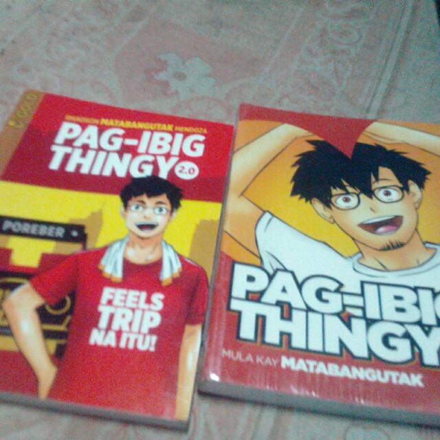 Pag-ibig Thingy Bundle