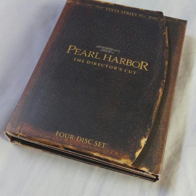 Pearl Harbor-Original DVD