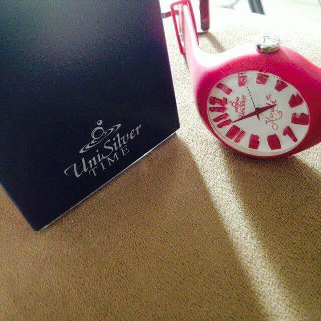 Preloved Unisilver Watch