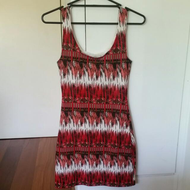 Pretty Dress From Tempt, Size 8