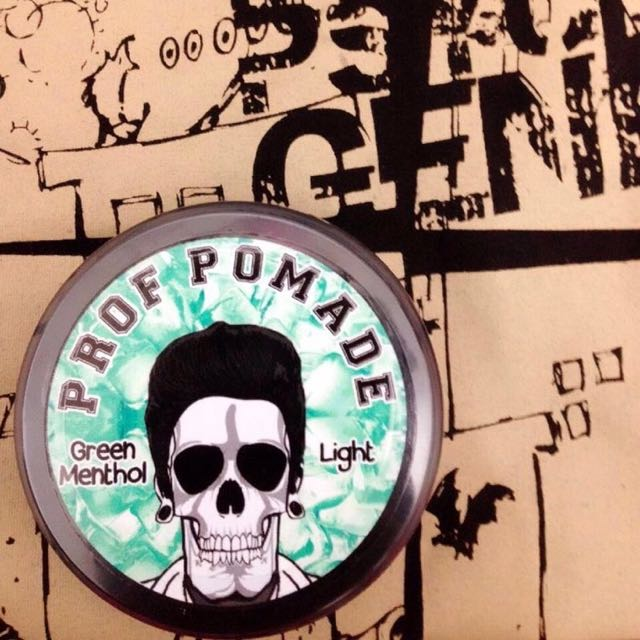 PROF POMADE (GREEN MENTHOL)