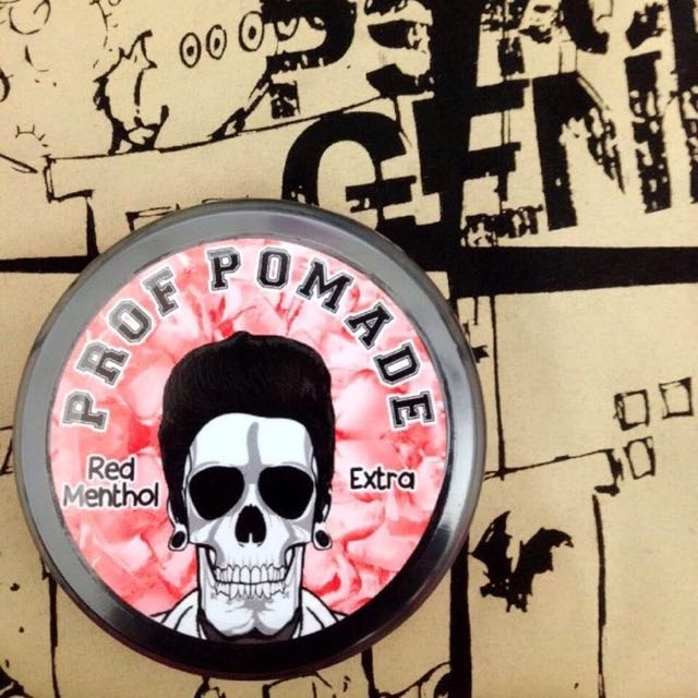PROF POMADE (RED MENTHOL)