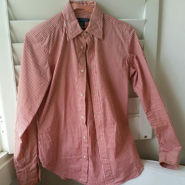 Ralph Lauren Shirt - US 4 - Fits Size 6 - 8
