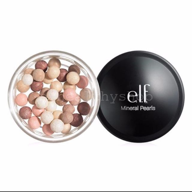 Ready Stock Elf Mineral Pearls Natural