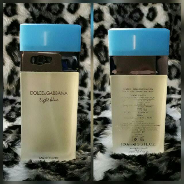 Restock D&G Light Blue