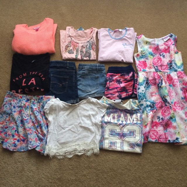 Size 12 Girls Bundle