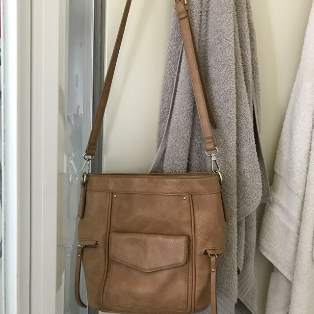 Tan Coloured Forever New Bag
