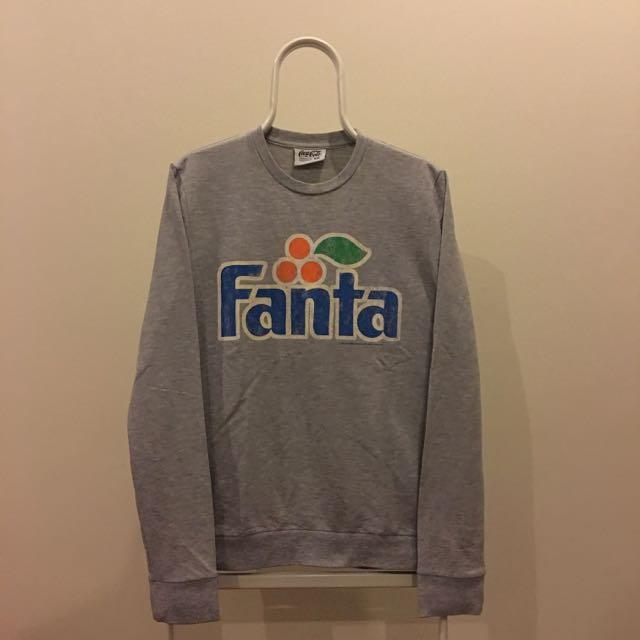 Topman Fanta Sweater