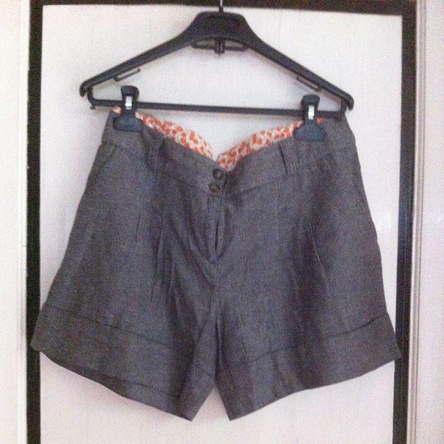 Topshop Hot Pants
