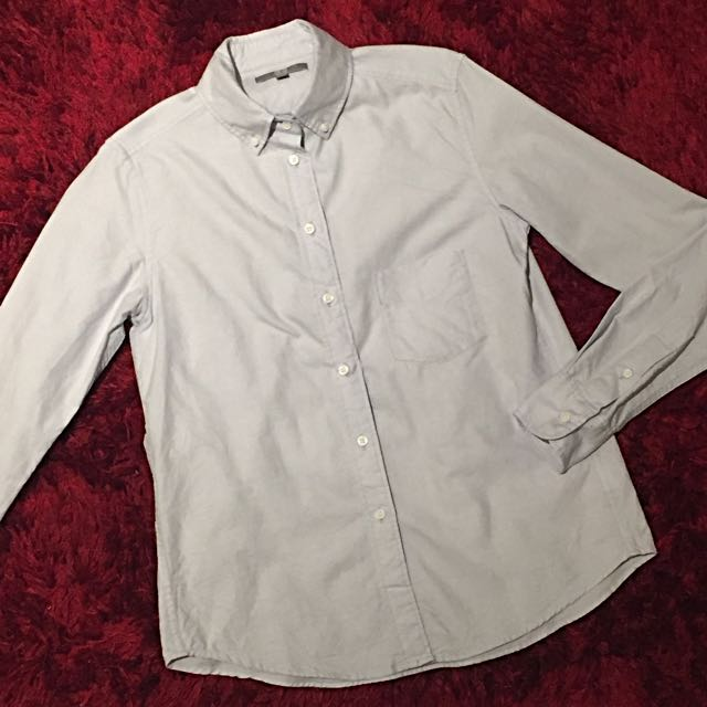Uniqlo Oxford Long Sleeve Shirt