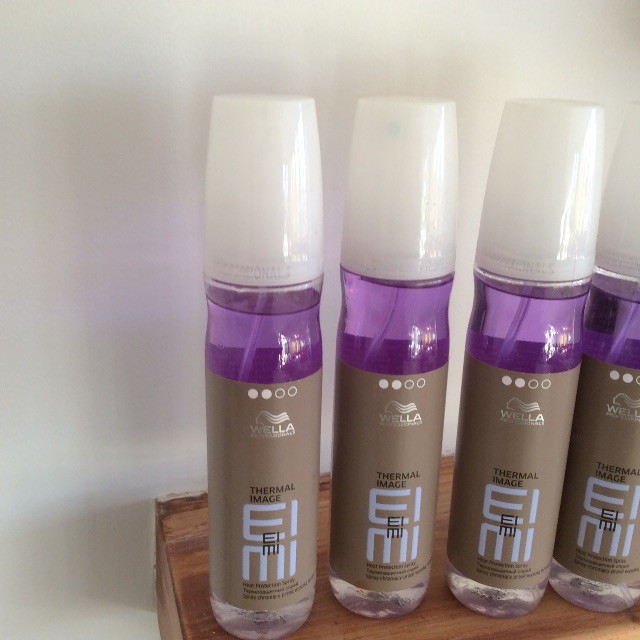 WELLA heat protection spray