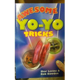 Awesome Yo-yo Tricks Book
