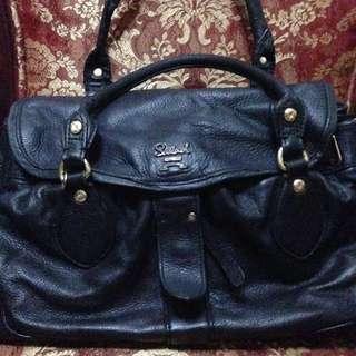 Original salad Leather Bag! Selling Low
