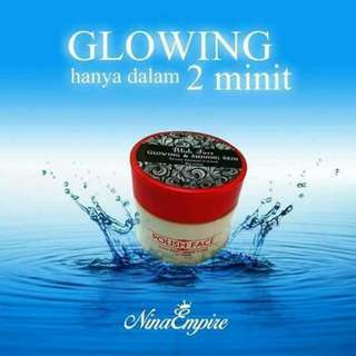 POLISH FACE by Nina Skincare