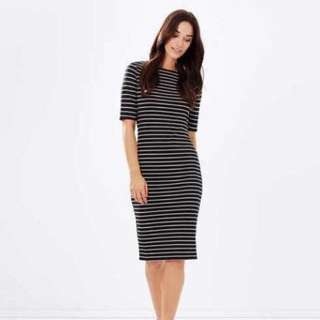 Dorothy Perkins Striped Body-con Dress