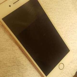 Unlocked iPhone 6s Rose gold 16gb