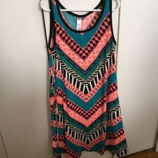Justice Summer Dress