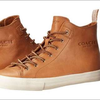 Coach Brenna High top Sneaker