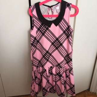 Justice Party Dress