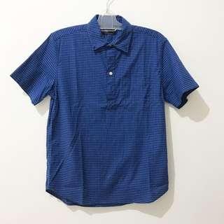 GAP - Blue Shirt
