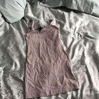 Extra Small Mini Dress