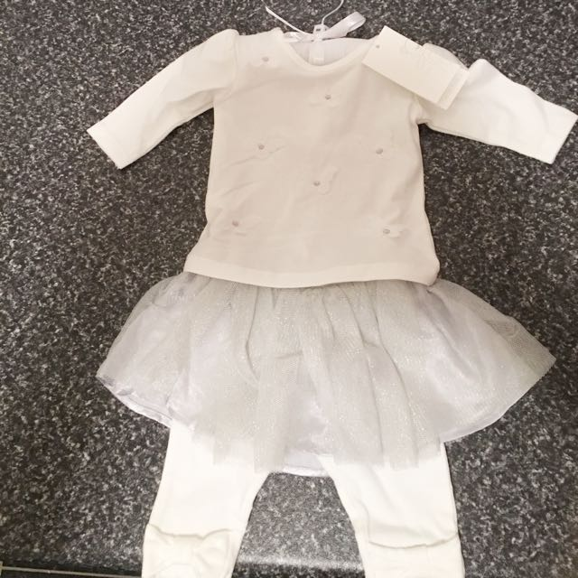 0-3mths (000) Outfit Set