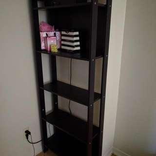 Black-brown Bookshelf