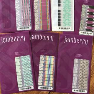 Kids Jamberry Nail Wraps