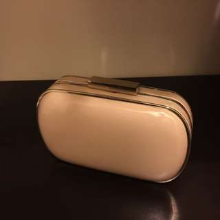 Aldo-Nude Evening Clutch