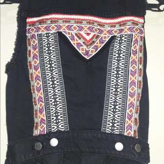 Denim Vest For Women.new.