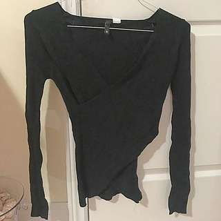 Black H&M Sweater