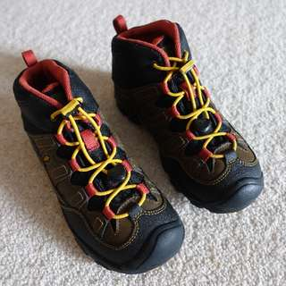 KEEN PAGOSA MID WP Hiking Boots