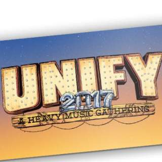 UNIFY 2017: A HEAVY MUSIC GATHERING TICKET