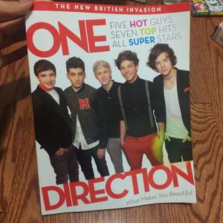 Brand New One Direction Book