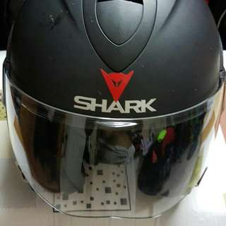 Shark Flip Up Helmet