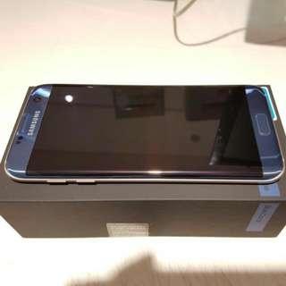 Galaxy S7 Edge Coral Blue - Local Set