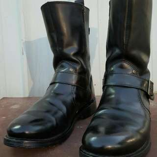 Harley-Davidson Motorcycle Riding Boots